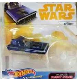 Mattel Hot Wheels - Star Wars - Han's Speeder