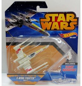 Mattel Hot Wheels - Star Wars - X-wing Fighter