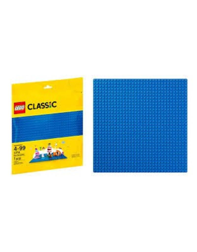 LEGO Classic Lego 10714  Blue Baseplate