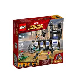 Marvel Super Heroes Lego Corvus Glaive Thresher Attack