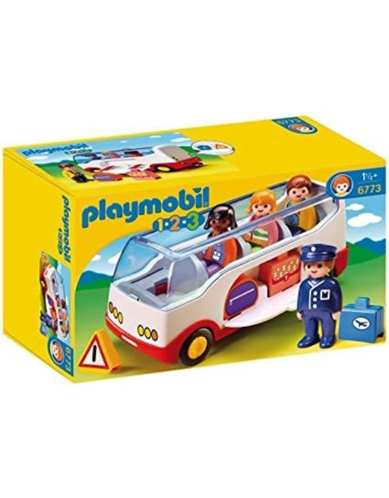Playmobil Playmobil Airport Shuttle Bus