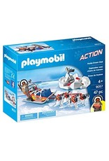 Playmobil Husky-Drawn Sled