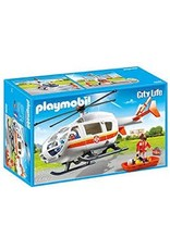 Playmobil Playmobil Emergency Medical Helicopter