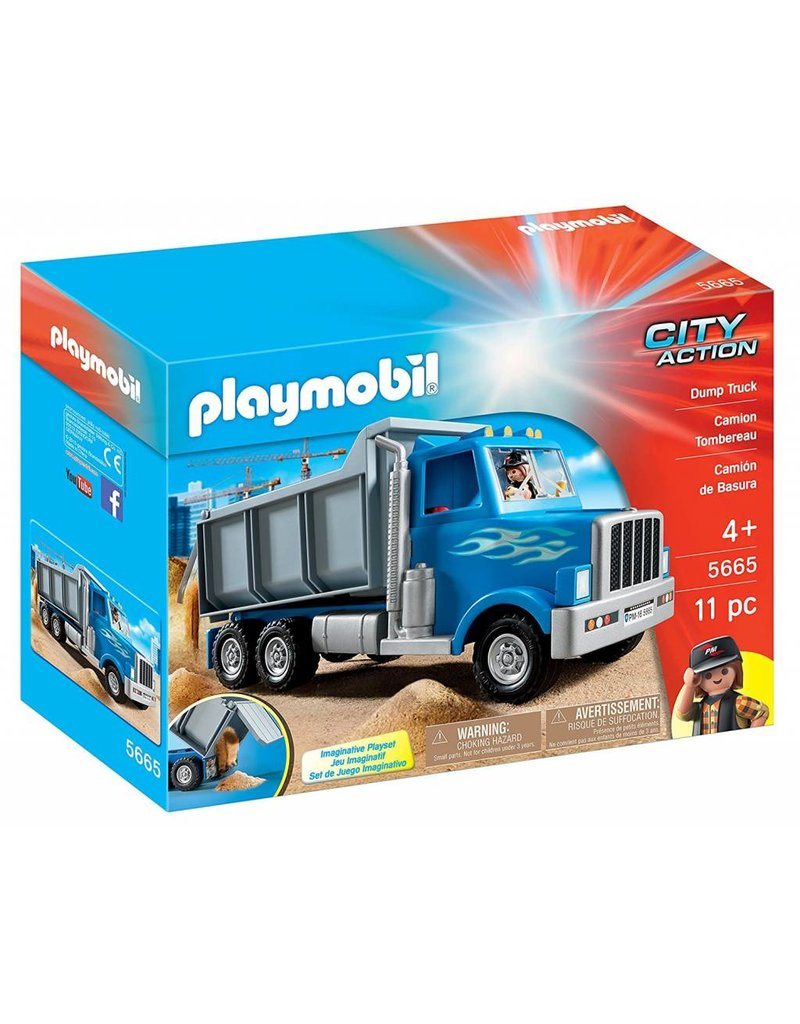 Playmobil Playmobil Dump Truck