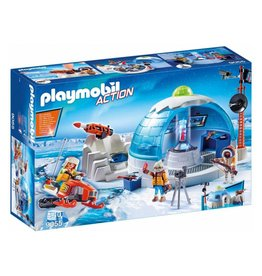 Plamobil Playmobil Arctic Expedition Headquarters