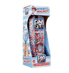 Identity Games Where's Waldo