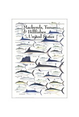 Steven M Lewers and Associates Mackerels, Tunas & Billfishes of the United States
