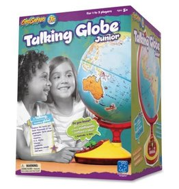 Geosafari Geosafari Jr. Talking Globe