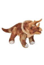 wild republic Triceratops Plush