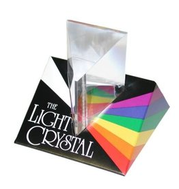 Tedco Toys Light Crystal Prism 2.5