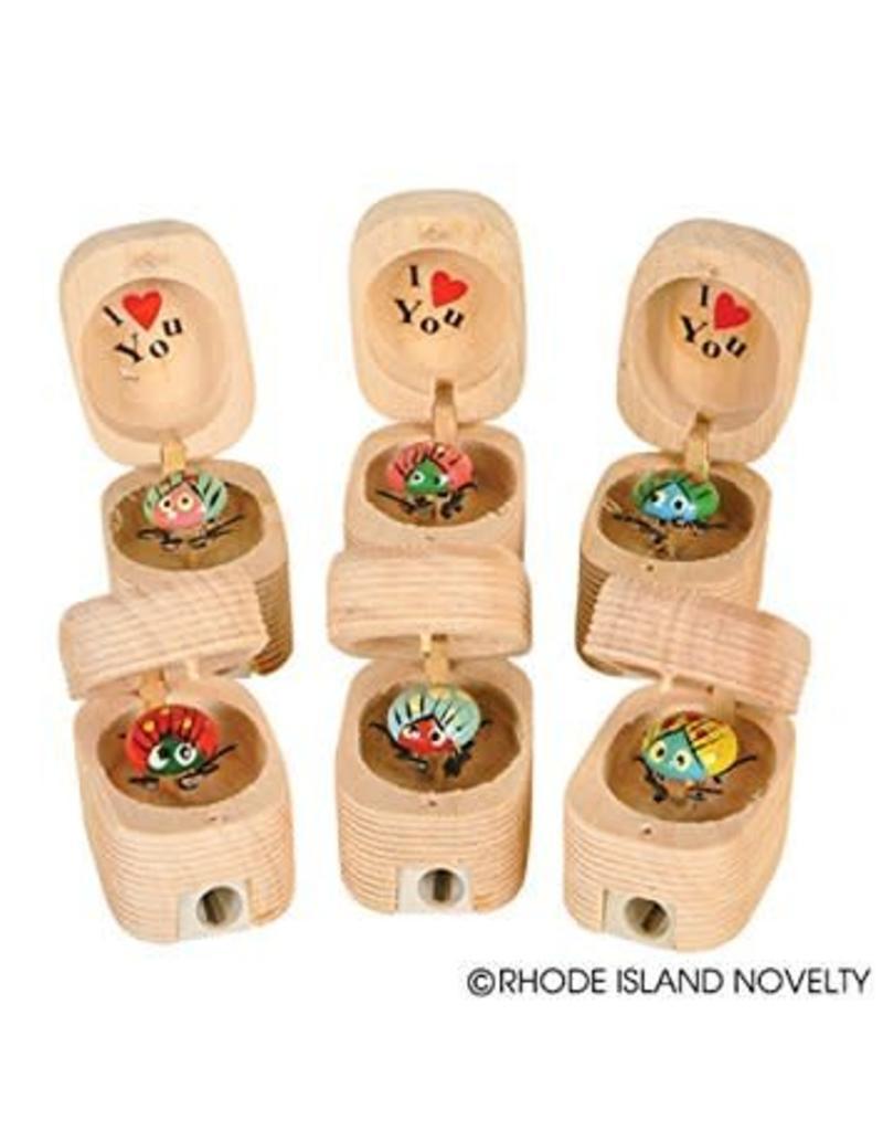Rhode Island Novelty Bug-in-a-Box