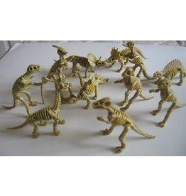 Dino Bone Figures