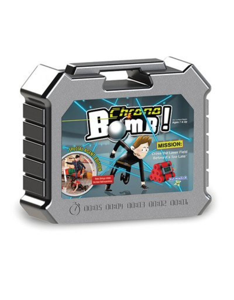 PLAYMONSTER Chronobomb - Briefcase