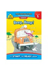 School Zone Beep, Beep! Book