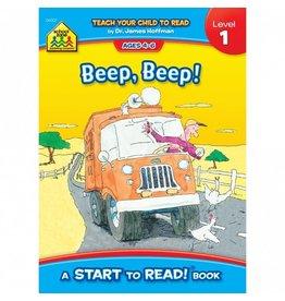 School Zone Beep, Beep! Book
