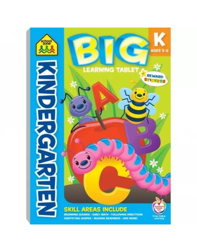 School Zone BIG Learning Tablet Kindergarten