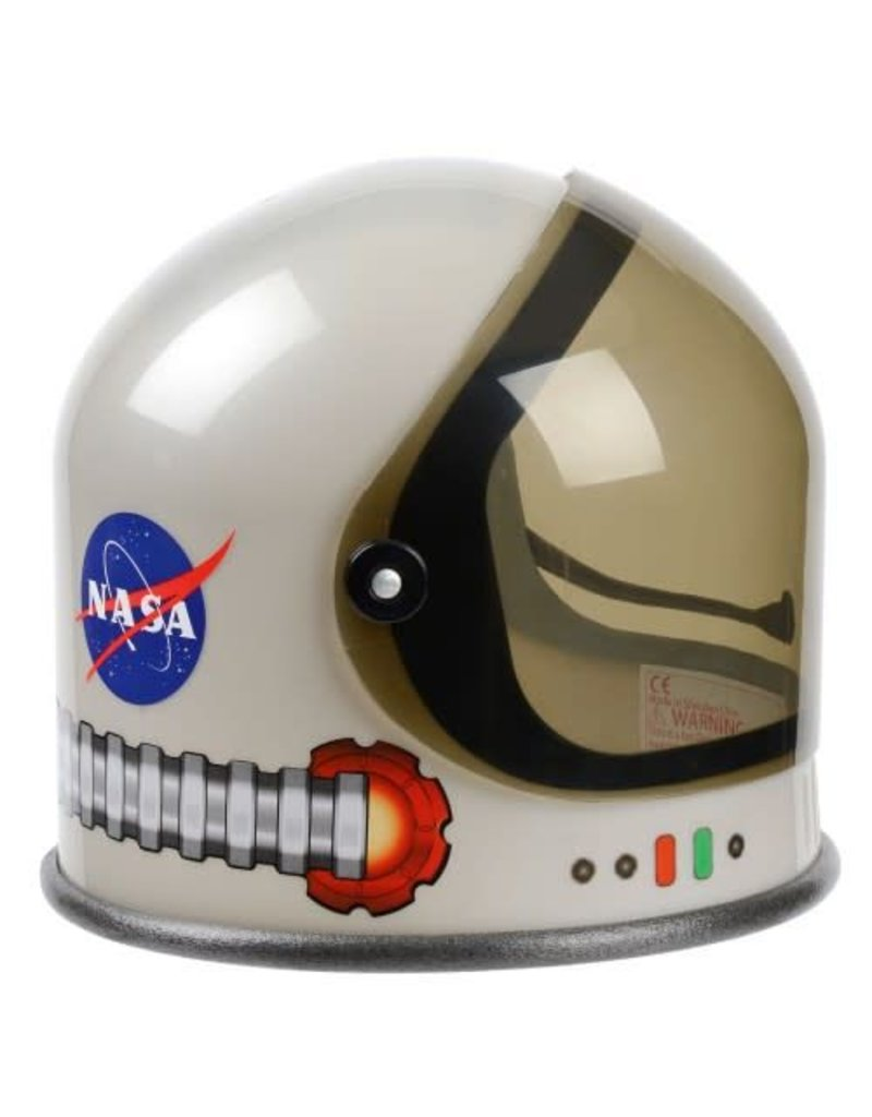 Aeromax Astronaut Helmet, Silver