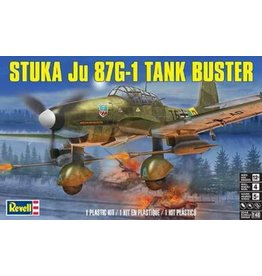 Hobbies Unlimited Stuka Ju 87G-1 Tank Buster