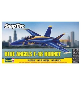 Revell Snap-Tite Blue Angels F-18 Hornet