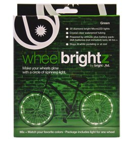 Brightz, Ltd. Wheel Brightz - Green
