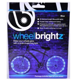 Brightz, Ltd. Wheel Brightz - Blue