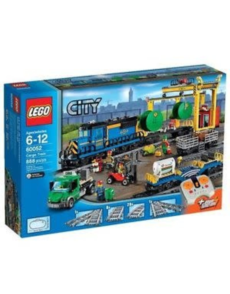Lego LEGO City Cargo Train V39