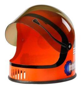Aeromax Youth Astronaut Helmet (Orange)