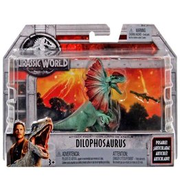 Mattel Jurassic World-Dilophosaurus