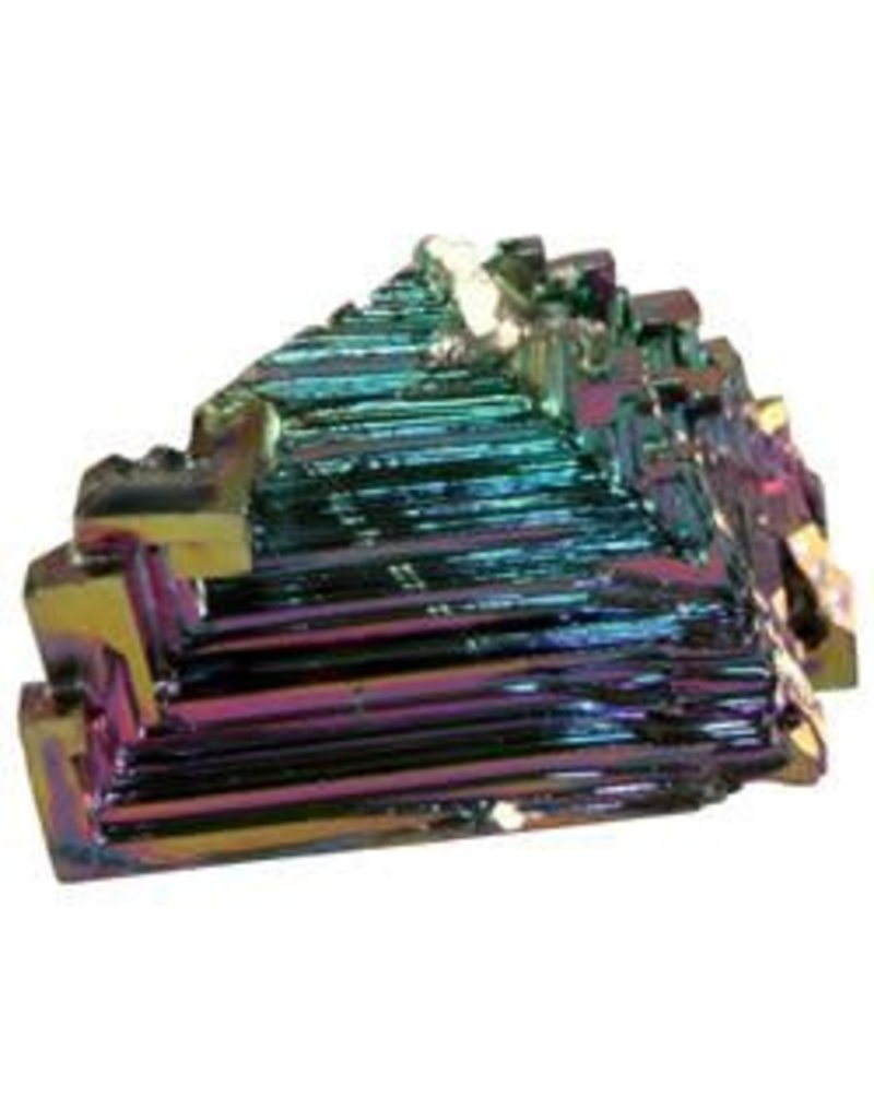"Squire Boone Vilalge Bismuth Crystals, 1"" to 1.5"""