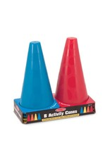 Melissa & Doug 8 Activity Cones