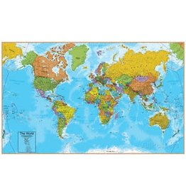 Round world Interactive World Map