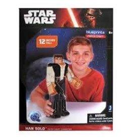 Zoofy International INC Han Solo Paper Craft