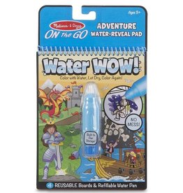 Melissa & Doug On the Go Water Wow! Adventure Water Reveal Pad
