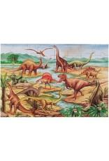 Melissa & Doug Dinosaurs Floor (48 pc)