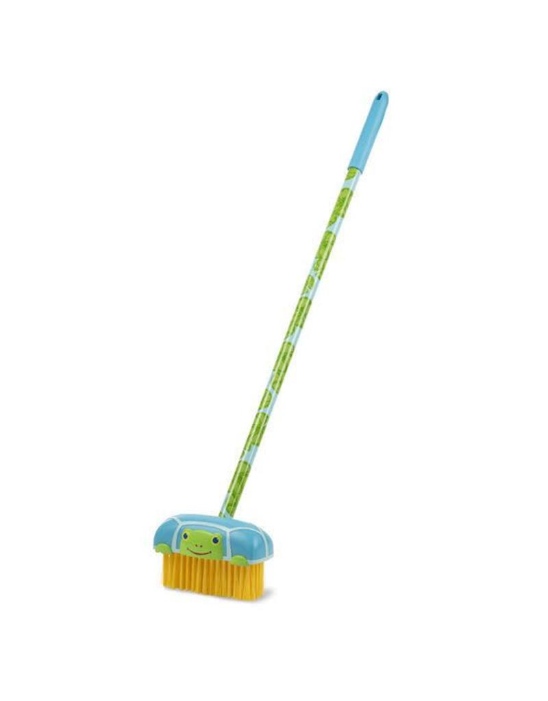 Melissa & Doug Dilly Dally Push Broom