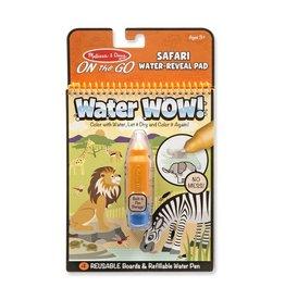 Melissa & Doug Water Wow! - Safari Water Reveal Pad