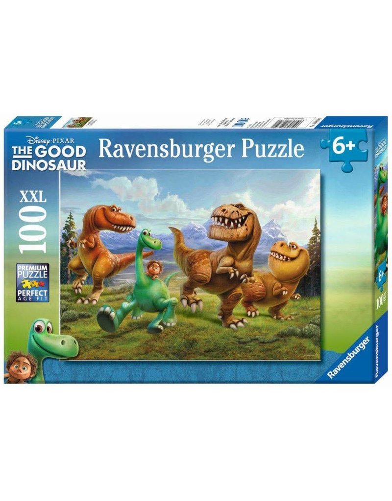 Ravensburger Here We Are! (100 pc Puzzle)