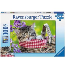 Ravensburger Sleeping Kitten Puzzle