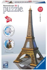 Ravensburger Eiffel Tower (216 pc Puzzle)