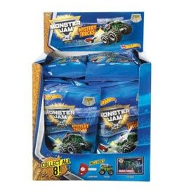 Hot Wheels Hotwheels Monster  Jam Mystery Trucks Series 3