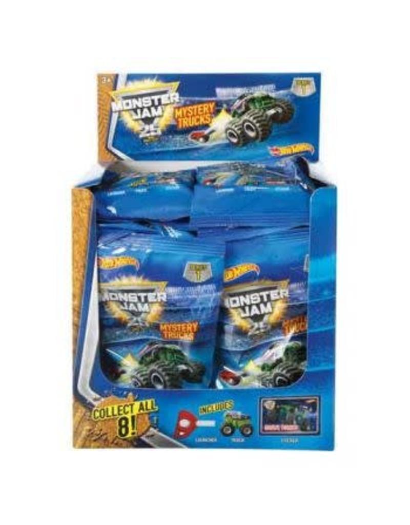 Hot Wheels Hotwheels Monster  Jam Mystery Trucks Series 3