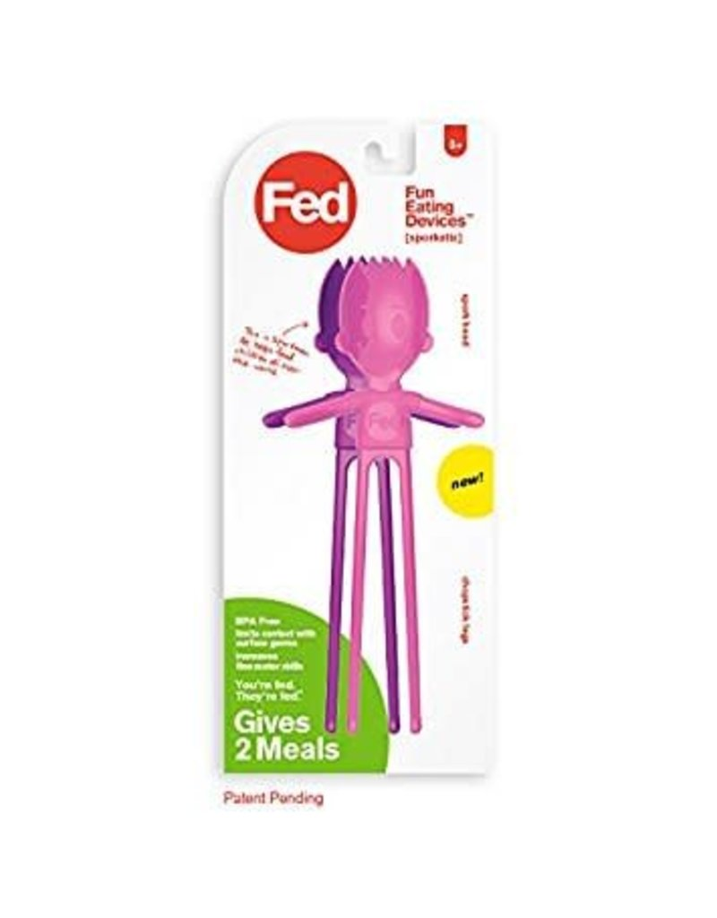 fed Sporkman Pink/Purple