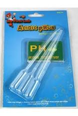 C&A Scientific Acidic pHun pH Paper and Pipets