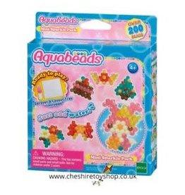International Playthings Aquabeads Mini Sparkle Pack