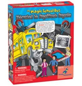 The Young Scientist Club Magic School Bus Attracted to Magnificent Magnets