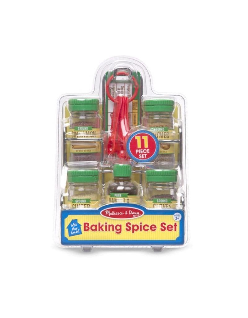 Melissa & Doug Baking Spice Set