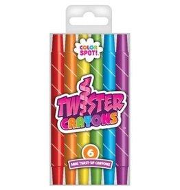 Schlylling Mini Twister Crayons