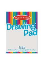 Melissa & Doug Drawing Pad 9x12 in.