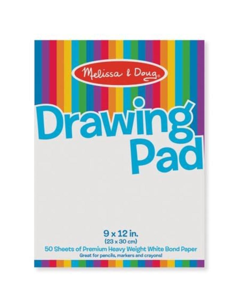 """Melissa & Doug Drawing Pad (9"""" x 12"""")"""