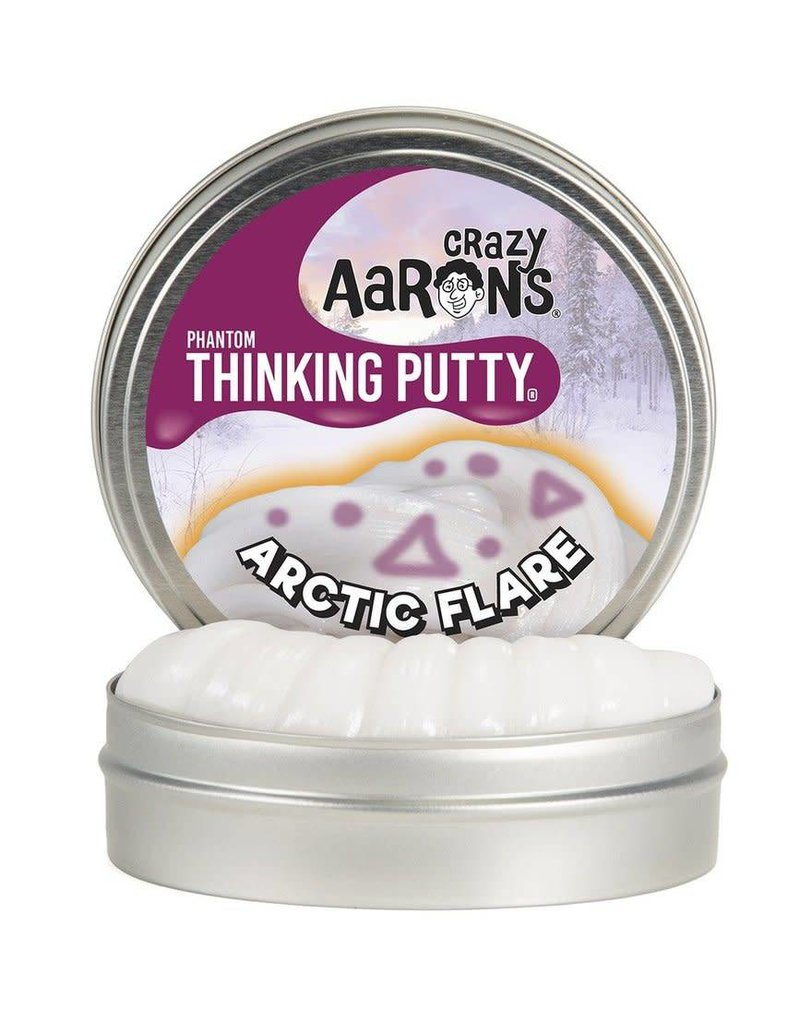 Crazy Aaron Putty Crazy Aaron's Thinking Putty Arctic Flare